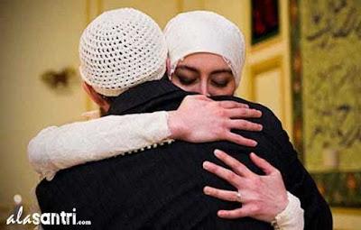 surga istri ridho suami