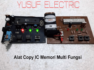 Alat Copy IC Memori Multi Fungsi