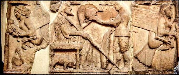 Ίωνες ,Αιολείς και Δωριείς στην Μικρά Ασία