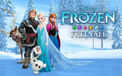 Frozen Free Fall APK + Data OBB MOD