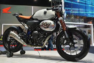 Resmi Luncurkan Honda 300 Tt Cafe Racer, Siap Tantang Kawasaki