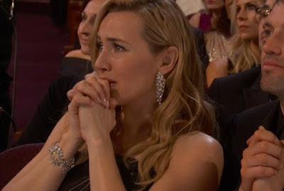 Kate Winslet Oscars 2016