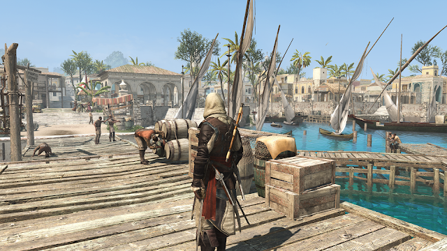 Assassins Creed 4 Black Flag Collector´s Edition - Captura 2
