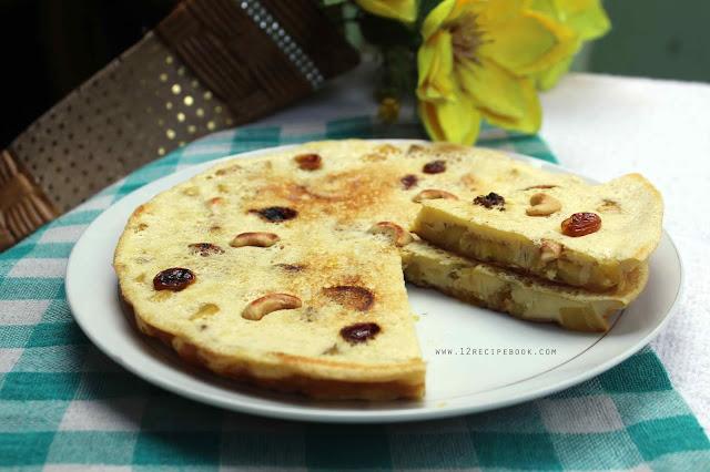 Banana Cake / Malabar Kai Pola Recipe