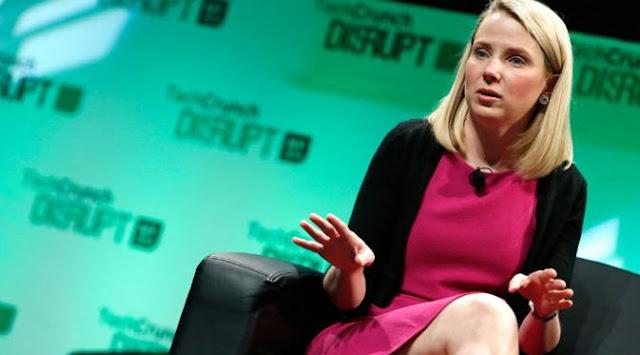 Pendapatan Yahoo Melejit Di Awal Tahun 2017