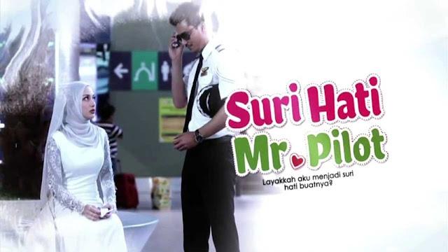 Suri Hati Mr.Pilot Episod 14 - Minggu Akhir
