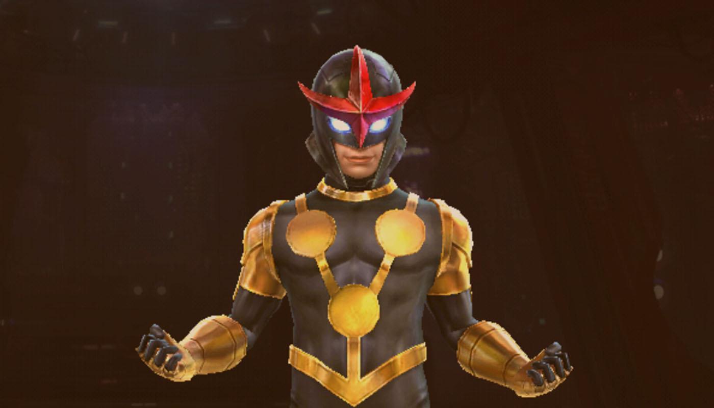 Nova hero baru marvel future fight cocok untuk PVP