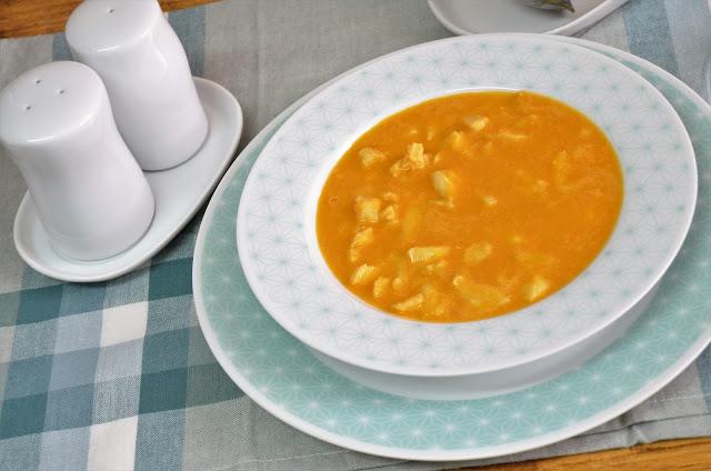 sopa de bacalao, recetas de bacalao, bacalao recetas, recetas de cuaresma, cuaresma recetas, recetas de semana santa, semana santa recetas, recetas caseras, las delicias de mayte