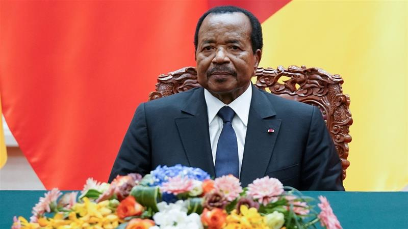 Withdrawal Of 2019 AFCON From Cameroon, Paul Biya's Message To CAF