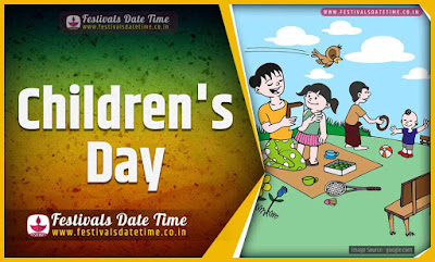 2022 Children's Day Date and Time, 2022 Children's Day Festival Schedule and Calendar