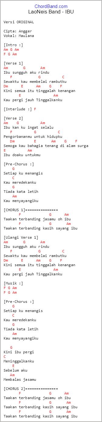 chordband.com 3