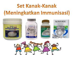 Meningkatkan imunisasi kanak-kanak