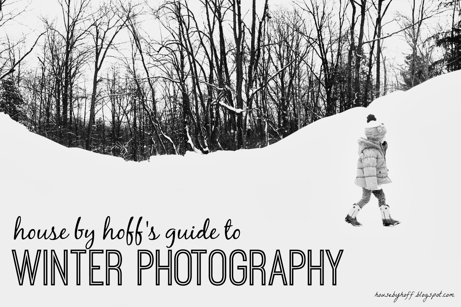 Photography Wednesday: A Guide to Winter Photography