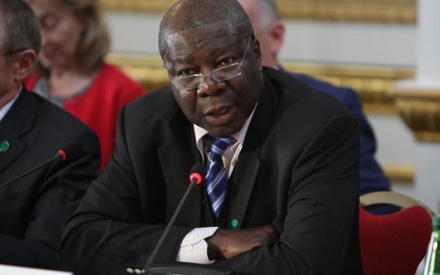 Ambassador Quartey is new AU Vice Chair