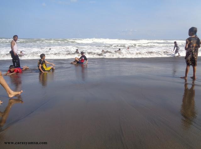 Indahnya Pantai Suwuk Kebumen