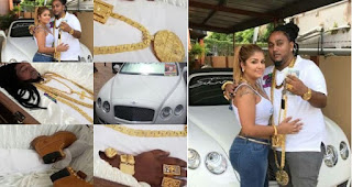 33-Year-Old Millionaire Buried With $2million Worth Of Jewelries, Bentley (Photos)