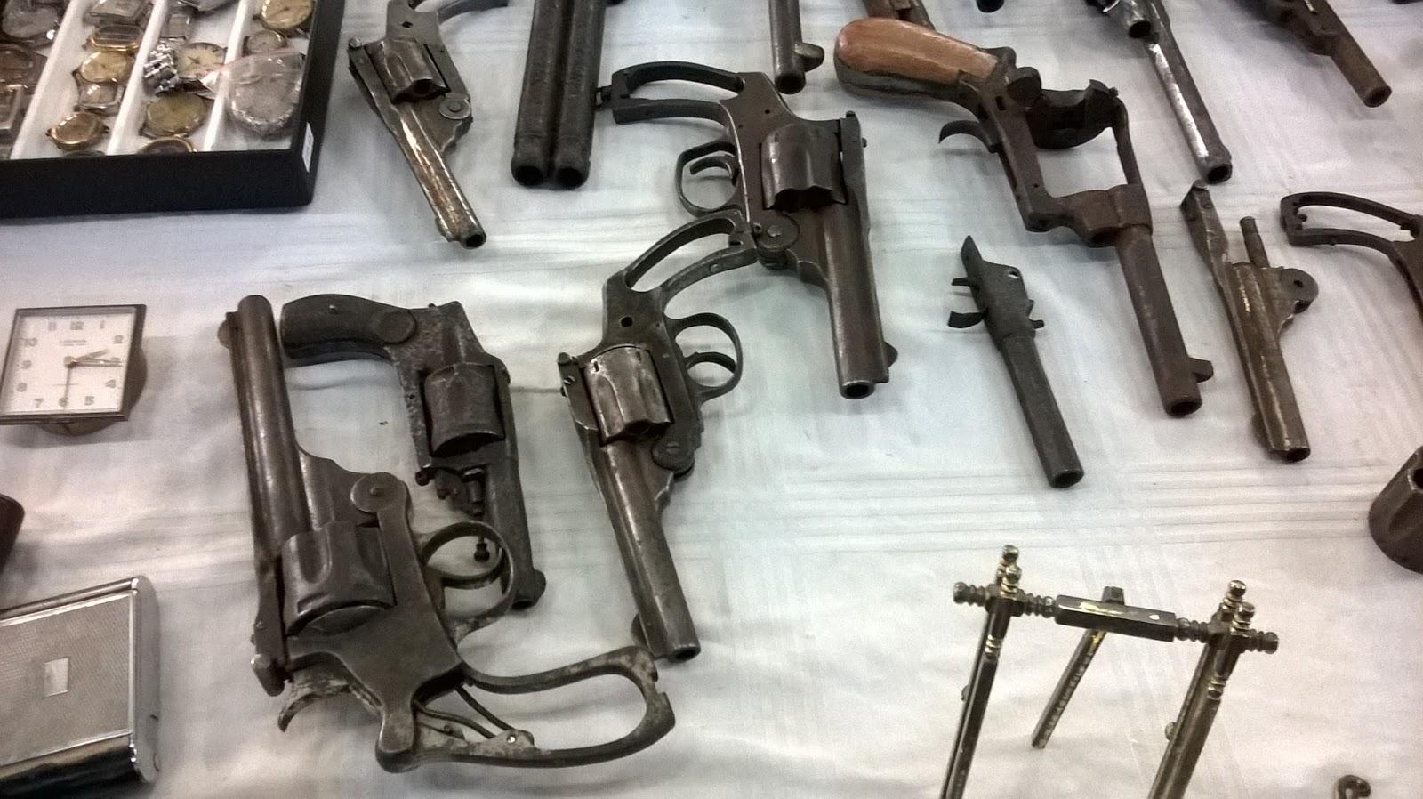 Antika tabancalar