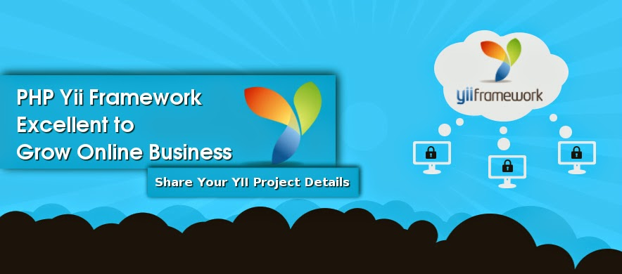 PHP Yii Framework Development Services