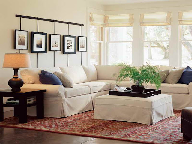 How to Decorate Your Living Room in Simple Elegant