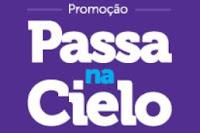 Promoção Passa na Cielo www.passanacielo.com.br