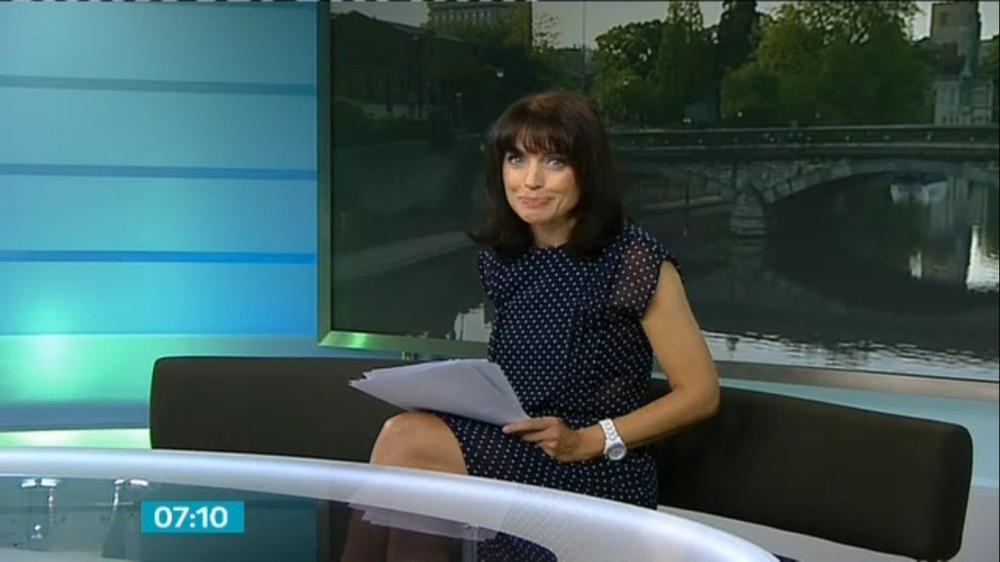 Uk Regional News Caps Amanda Piper Itv Meridian
