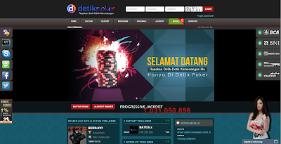 Detikpoker.net Agen POKER ONLINE terpercaya di Indonesia