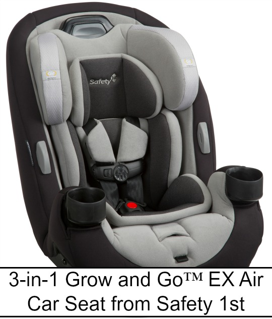 Safety St Grow And Go Air  In  Car Seat