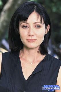شانين دوهيرتي (Shannen Doherty)، ممثلة أمريكية
