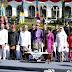 Presiden Joko Widodo Menyapa Seluruh Peserta Karnaval Kemerdekaan
