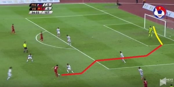 [VIDEO] Lewati 3 Pemain dan Cetak Gol, Media Vietnam Sebut Cong Phuang Dirasuki Arwah Lionel Messi, NGERI!