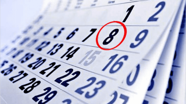 PARA: DIRECTORES DE INSTITUCIONES ASUNTO: DIAS HABILES- CAUSAS DE ABANDONO. 2018-2019
