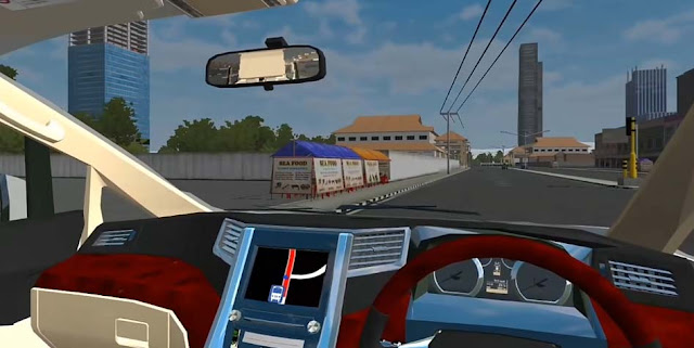 Mod Toyota Alphard Bussid Android