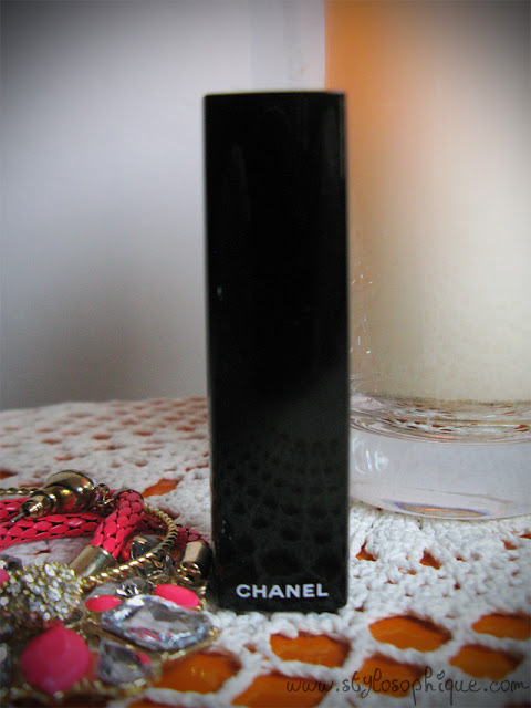 Chanel, Rouge Allure, Velvet, L'eclatante, Printemps Precieux, Beauty Blog, review, Iris Tinunin, blogger