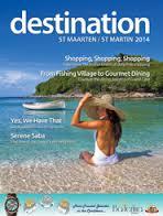 Nick Marshall Destination St Maarten
