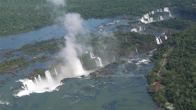 Devil's Throat, Iguazu Falls, Brazil / Argentina