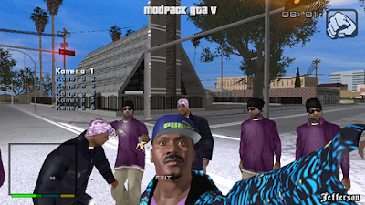 GTA SA Lite HD Mod Apk Data (GPU Mali, Adreno, PowerVR)
