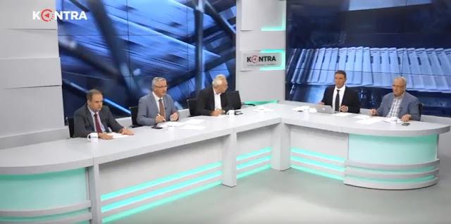 Ο Γιάννης Μανιάτης απόψε στο Kontra Channel για την παραίτηση Γκοτζιά και τις επιπτώσεις στην εξωτερική πολιτική