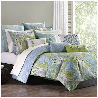 Echo Sardinia King Duvet Cover