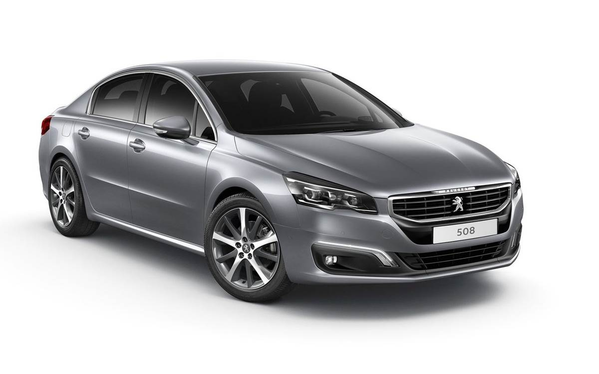 novo peugeot 508 2015 recebe facelift fotos e especifica es car blog br. Black Bedroom Furniture Sets. Home Design Ideas