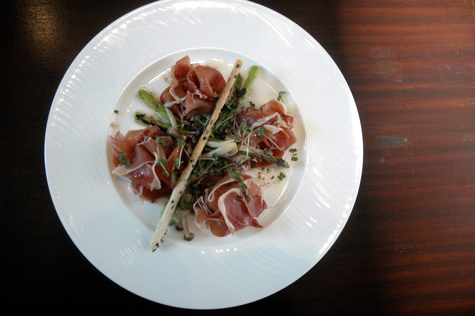 DUDE FOR FOOD: Five Star A La Carte: A Peek at the New Cucina A La ...