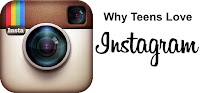Why Teens Love Instagram image