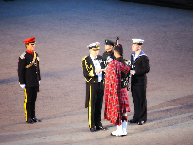 Edinburgh Tattoo Salute
