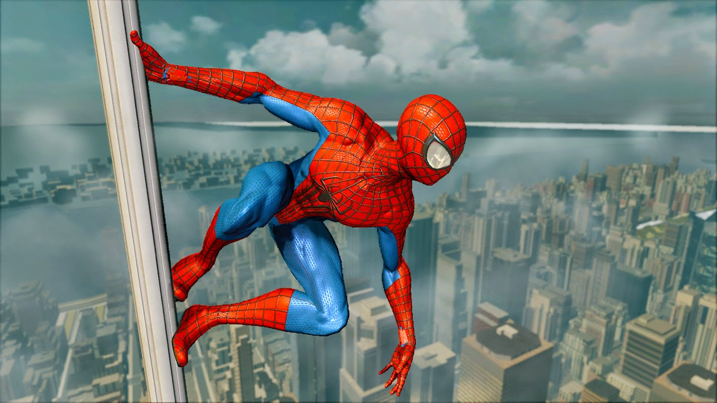 Spiderman giochi on line