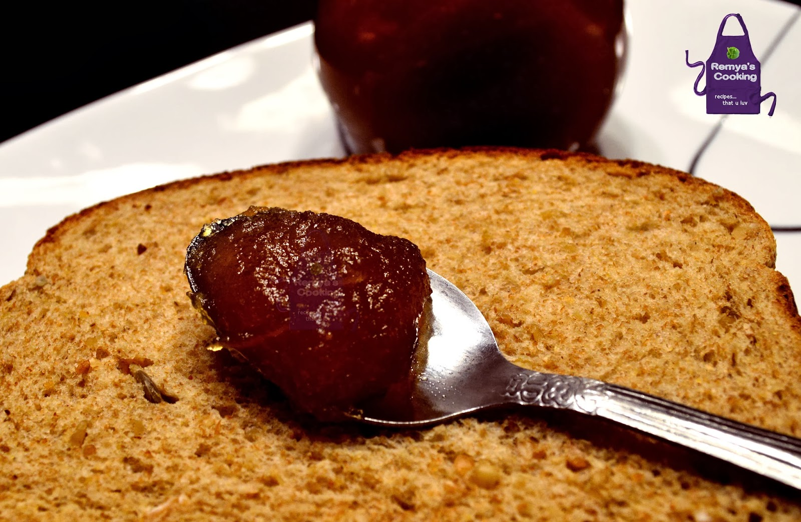 Remya's Baking Apple Jam