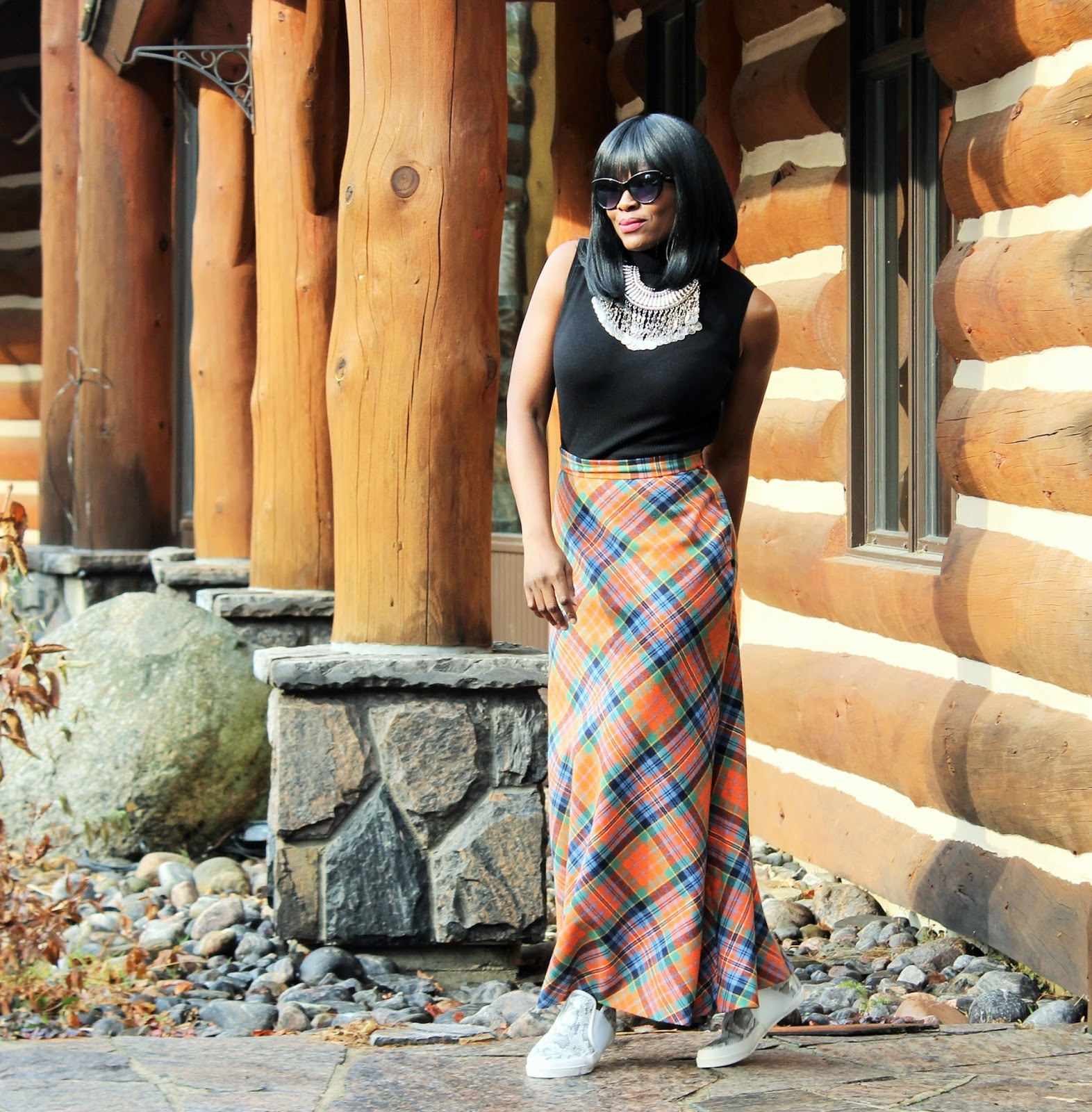 Butterfly Twists Trainers + Maxi Skirts
