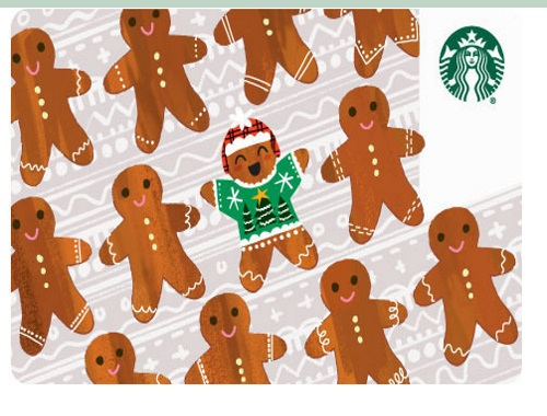Free Starbucks $10 eGift Card Holiday Offer