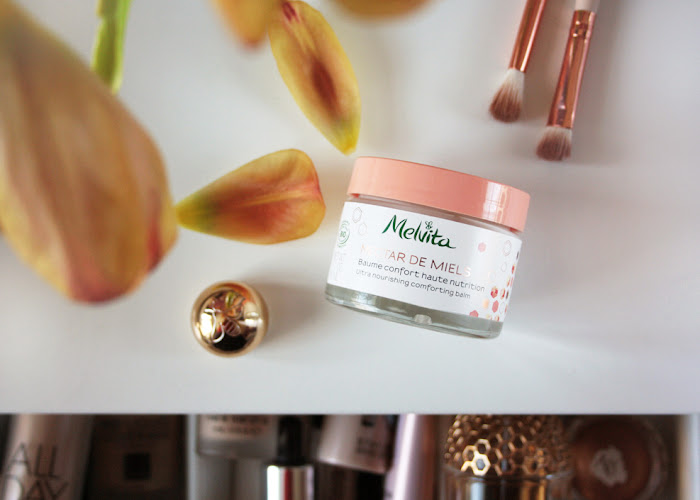 melvita organic honey moisturiser