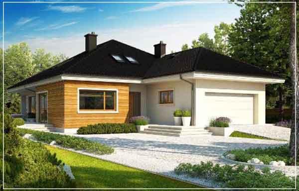 contoh gambar rumah idaman yang sederhana minimalis