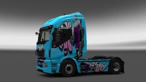 Fly Skin for Iveco Hi Way