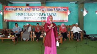 Doa Bersama di SMP Islam, Walikota Singgung Radikalisme